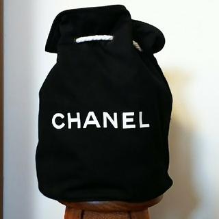 シャネル(CHANEL)のシャネル化粧品ノベルティバック(ノベルティグッズ)