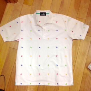 パラディーゾ(Paradiso)のトータス様専用 新品未使用 パラディーゾ ポロシャツ ゴルフウェア メンズ(ポロシャツ)