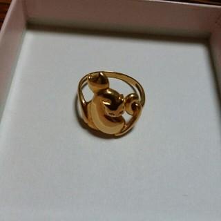ゴールドリング K18(リング(指輪))