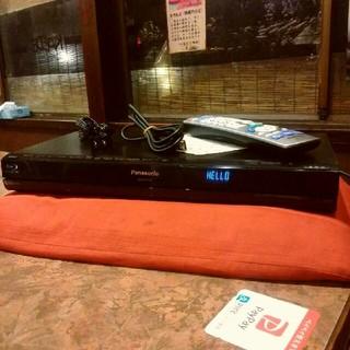 Panasonic - ★パナ DIGA ブルーレイ  DMR-BR585 320GB リモ等付セット!
