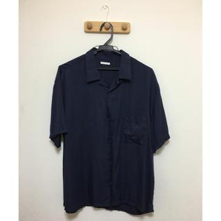 GU - GU  オープンカラーシャツ