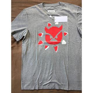 マルタンマルジェラ(Maison Martin Margiela)の54新品60%off マルジェラ サンプリント Tシャツ グレー(Tシャツ/カットソー(半袖/袖なし))