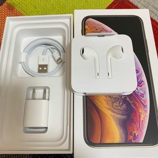 アップル(Apple)の【専用ページです】iPhone イヤホン充電器 正規品(ヘッドフォン/イヤフォン)