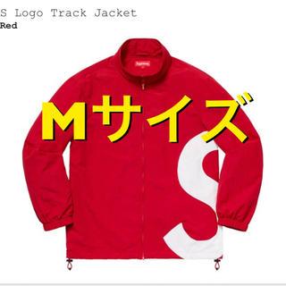 Supreme - 新品 supreme s logo track jacket