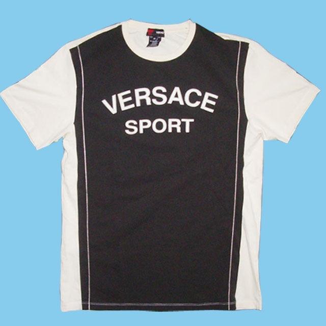 VERSACE(ヴェルサーチ)のヴェルサーチスポーツ VERSACE SPORT Tシャツ USED メンズのトップス(Tシャツ/カットソー(半袖/袖なし))の商品写真