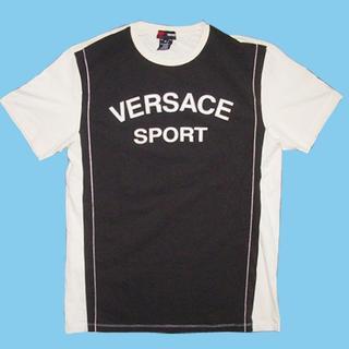 ヴェルサーチ(VERSACE)のヴェルサーチスポーツ VERSACE SPORT Tシャツ USED(Tシャツ/カットソー(半袖/袖なし))