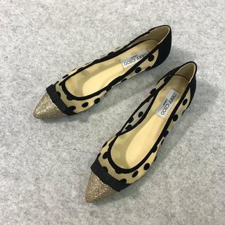ジミーチュウ(JIMMY CHOO)の完売品JIMMY CHOO ジミーチュウ  靴/シューズ パンプス  サイズ37(ハイヒール/パンプス)