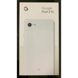ANDROID - 新品 Google Pixel 3 XL 64GB ホワイト
