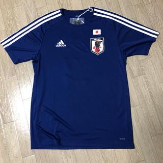 アディダス(adidas)のサッカー  日本代表 半袖Tシャツ(Tシャツ/カットソー(半袖/袖なし))