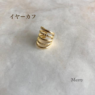 アメリヴィンテージ(Ameri VINTAGE)の【高品質】イヤーカフ No.5(イヤーカフ)
