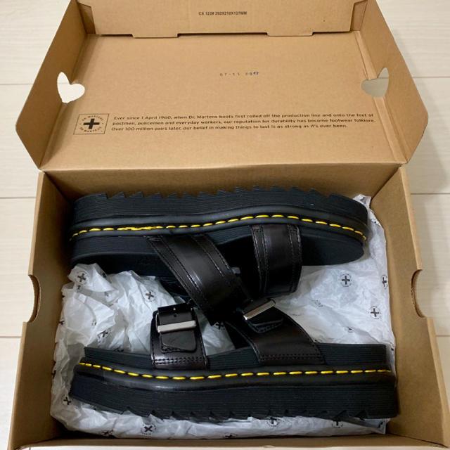 Dr.Martens(ドクターマーチン)のDr.Martens サンダル 25.5cm レディースの靴/シューズ(サンダル)の商品写真