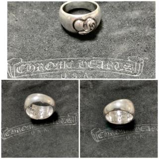 クロムハーツ(Chrome Hearts)のクロムハーツ ハート インバンドリング 16.5号(リング(指輪))