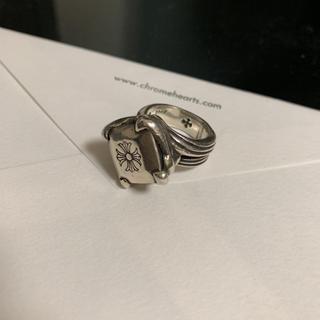 クロムハーツ(Chrome Hearts)のクロムハーツ カクテルリング 7号(リング(指輪))
