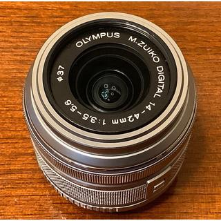 OLYMPUS - 標準ズームレンズ M.ZUIKO DIGITAL 14-42mm