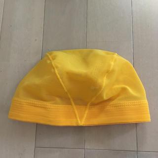 子供用 水泳 帽子 Mサイズ 黄色
