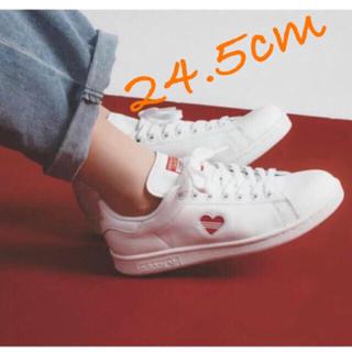 adidas - 新品アディダス スタンスミス ハート スーパースター G27893 バレンタイン