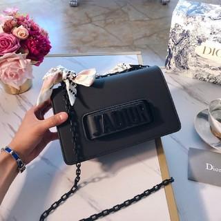 ディオール(Dior)のDior ショルダーバッグ 高品質 本革(ショルダーバッグ)