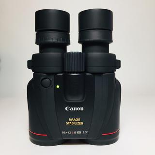 Canon - 【送料込】キャノン / CANON 防振双眼鏡  10×42L IS WP