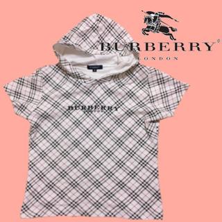 バーバリー(BURBERRY)のBurberry トップス(カットソー(半袖/袖なし))