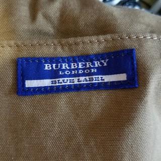 バーバリー(BURBERRY)のバーバリー バック 美品(ショルダーバッグ)