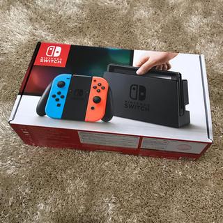 なべさん専用Nintendo Switch本体(家庭用ゲーム機本体)
