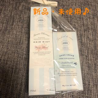 ジェラートピケ(gelato pique)の【新品未使用】ジェラートピケ ハンドクリーム ヘアミスト(その他)