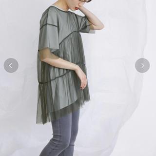 KBF - KBF チュールセットチュニックTシャツ