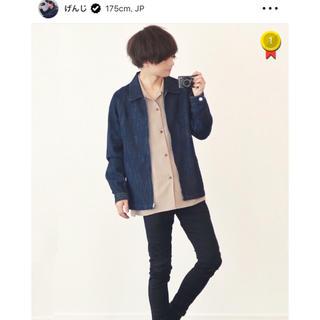 HARE - エマクローズ ドリズラージャケット デニム M