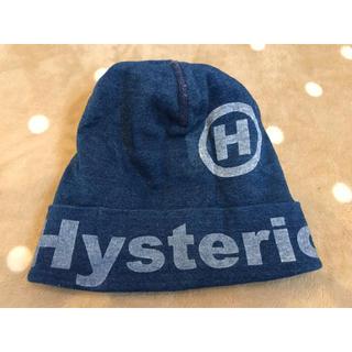ヒステリックミニ(HYSTERIC MINI)のヒスミニ☆キャップ Lサイズ(帽子)