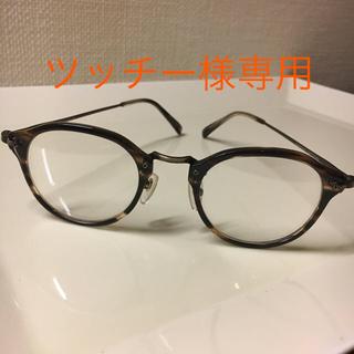 アーバンリサーチ(URBAN RESEARCH)の金子眼鏡×URBAN RESEARCH   べっ甲柄(サングラス/メガネ)