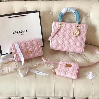 ディオール(Dior)のDiorトートバッグ、ショルダーバッグ 、財布(ショルダーバッグ)