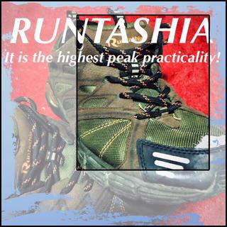 ❇️【RUNTASHIA】実用性たる最高峰☆‼️(シューズ)