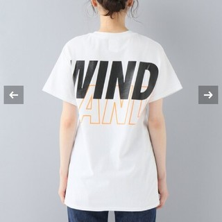 Ron Herman - wind and sea × CITY SHOP コラボ Tシャツ