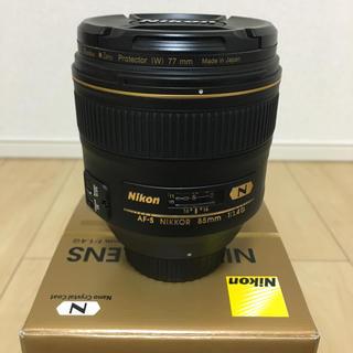 Nikon - Nikon AF-S NIKKOR 85mm F1.4G【N】