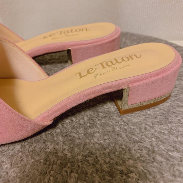Le Talon(ルタロン)のルタロン サンダル sizeS  レディースの靴/シューズ(サンダル)の商品写真