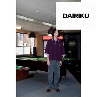 """DAIRIKU - """"Night Life"""" Polo Shirt"""