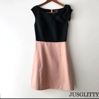 JUSGLITTY - ジャスグリッティー ワンピース ドレス 超美品 2