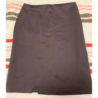 ラルフローレン(Ralph Lauren)のラルフローレンウールタイトスカート ハロッズ、マックスマーラ、ロペ、エポカ(ひざ丈スカート)