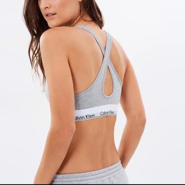 Calvin Klein(カルバンクライン)のxs カルバンクライン 下着 ブラ カップ付き レディースの下着/アンダーウェア(ブラ)の商品写真