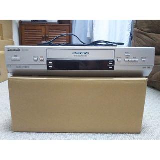 パナソニック(Panasonic)のビデオカセットレコーダー NV-HV61(その他)