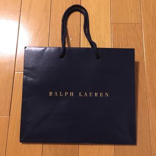 ラルフローレン(Ralph Lauren)のラルフローレン ショップ袋 紙袋 ショッパー(ショップ袋)