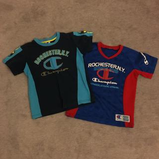チャンピオン(Champion)のチャンピオン   Tシャツ  120  2枚セット(Tシャツ/カットソー)
