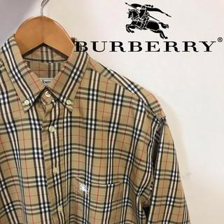 BURBERRY - Burberry ノバチェックシャツ
