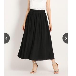 ストロベリーフィールズ(STRAWBERRY-FIELDS)のスカート(ひざ丈スカート)