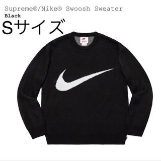 Supreme -  Sサイズ Supreme Nike Swoosh Sweater シュプリーム