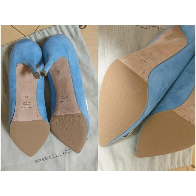 PELLICO(ペリーコ)のPELLICO ペリーコ/2018SS ANELLI バックル パンプス レディースの靴/シューズ(ハイヒール/パンプス)の商品写真