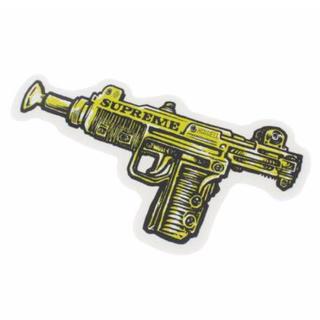Supreme - 最安値【Supreme】シュプリーム ステッカー デカール シール 黄金銃