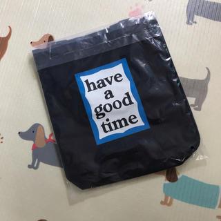 シュプリーム(Supreme)の新品 have a  good time トートバッグ 深緑(トートバッグ)