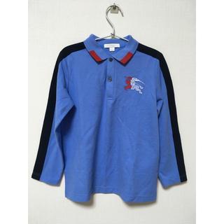 バーバリー(BURBERRY)のバーバリーポロシャツ 一回着用(Tシャツ/カットソー)