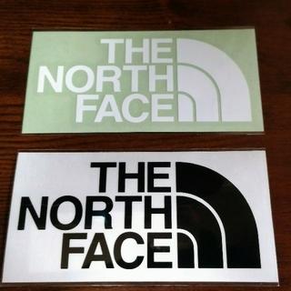 THE NORTH FACE - ノースフェイスカッティングステッカー